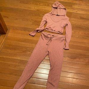 Comfy sweater Set